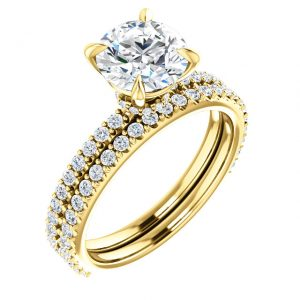 Jonathan-Buckhead-Wedding-Engagement-Diamond-Shank-Ring-with-Diamond-Base